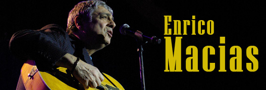 Buy your Enrico Macias tickets