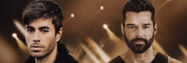 Enrique & Ricky Martin Montreal 2020 ticket - 10 October 19h30