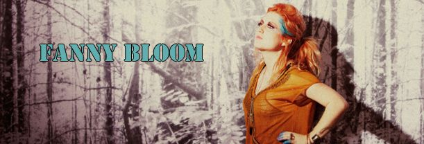 Buy your Fanny Bloom tickets