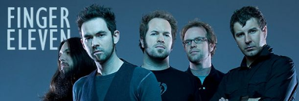 Buy your Finger Eleven tickets