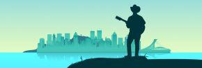 LASSO Country Festival Montreal 2020 ticket - Vendredi & Saturday