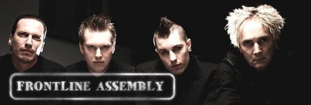 Buy your Front Line Assembly tickets