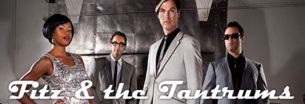 Buy your Fitz & the Tantrums tickets