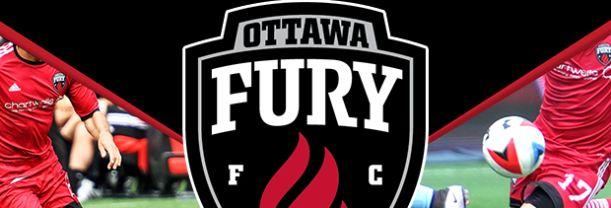 Billet Fury d'Ottawa FC