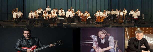 Billet Gala Rock Symphonique