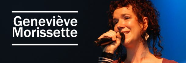 Buy your Geneviève Morissette tickets