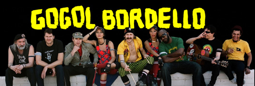 Buy your Gogol Bordello tickets