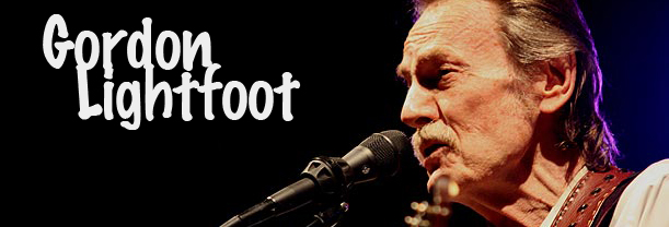 Billet Gordon Lightfoot
