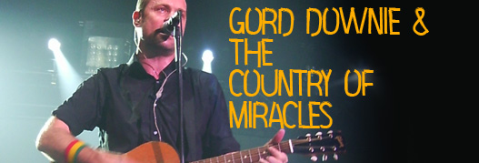Buy your Gord Downie tickets