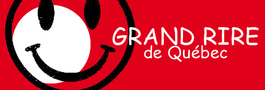 Buy your Grand Rire de Québec tickets