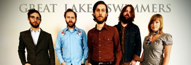 Buy your Great Lake Swimmers tickets