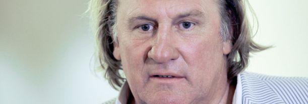 Billet Gérard Depardieu