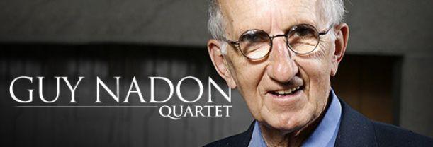 Buy your Guy Nadon Quartet tickets