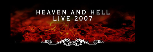 Buy your Heaven and Hell tickets