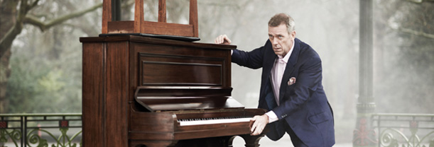Buy your Hugh Laurie tickets