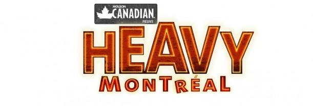 Buy your Heavy Montreal tickets