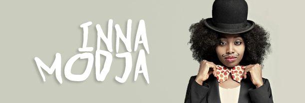 Buy your Inna Modja tickets