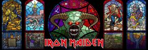 Billet Iron Maiden