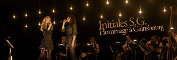 Buy your Initiales S.G. - Hommage à Gainsbourg tickets