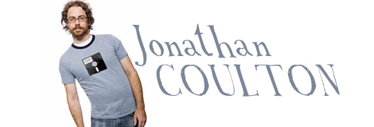 Buy your Jonathan Coulton tickets