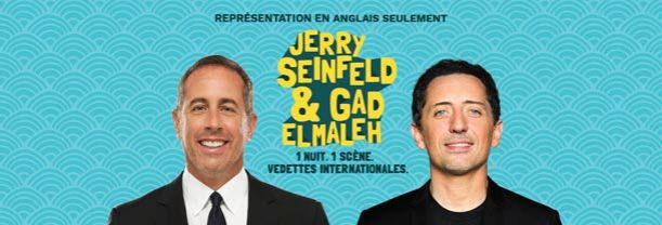 Billet Jerry Seinfeld
