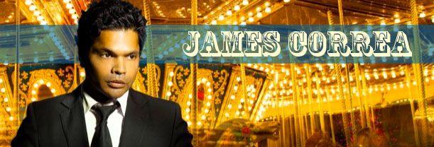 Buy your James Correa tickets
