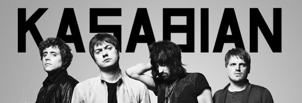 Buy your Kasabian tickets