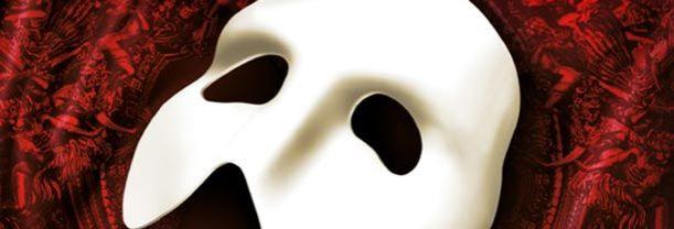 Billet Le Fantôme de l'Opéra