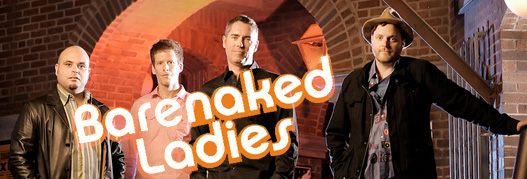 Buy your Barenaked Ladies tickets