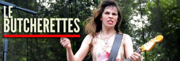 Buy your Le Butcherettes tickets