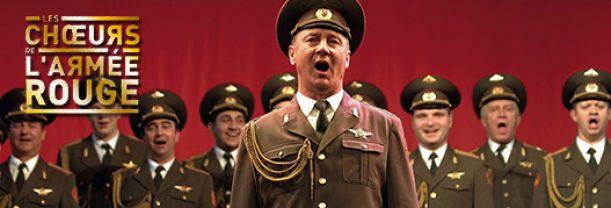 Billet Le Choeur de l'Armée rouge Russe