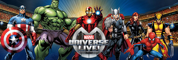 Billet L'Univers Marvel