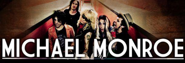 Buy your Michael Monroe tickets