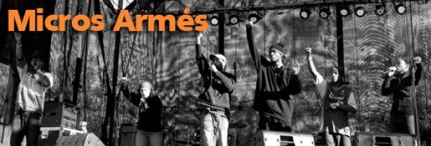 Buy your Micros Armés tickets