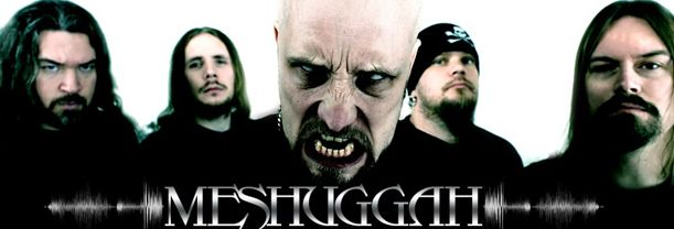 Buy your Meshuggah tickets