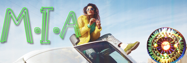 Buy your M.I.A. tickets
