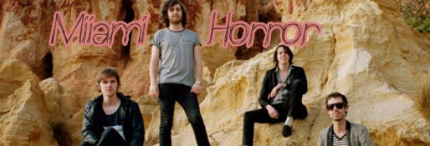 Buy your Miami Horror tickets