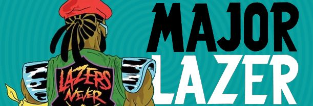 Buy your Major Lazer tickets