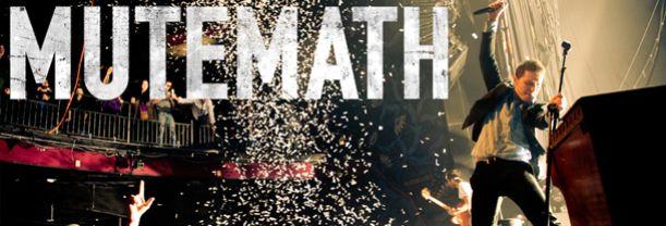 Buy your Mutemath tickets