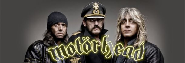 Buy your Motorhead tickets