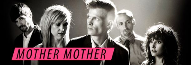 Buy your Mother Mother tickets