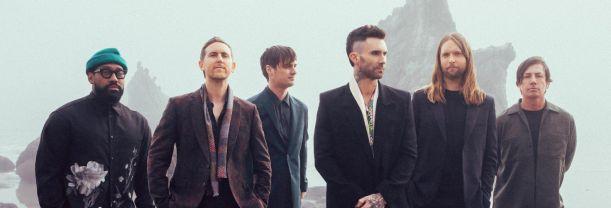 Billet Maroon 5
