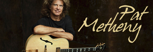 Buy your Pat Metheny tickets