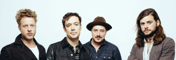 Mumford & Sons Montreal 2019 ticket -  4 March 19h30