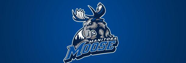Billet Moose du Manitoba