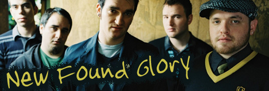 Buy your New Found Glory tickets