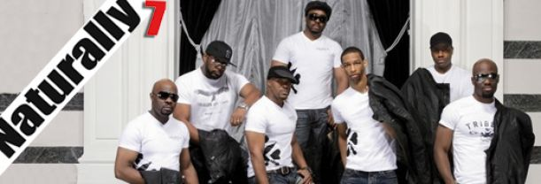 Buy your Naturally 7 tickets