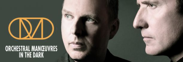 Buy your Orchestral Manoeuvres in the Dark tickets