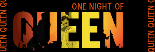 Buy your One Night of Queen tickets