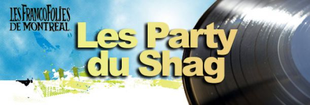 Buy your Party du shag tickets